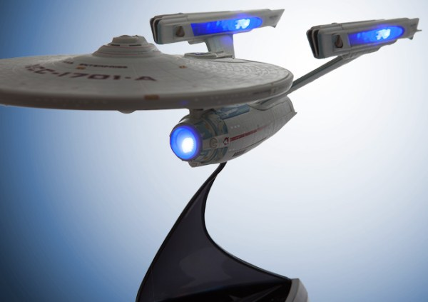 Star Trek Enterprise Lights - Geek Decor