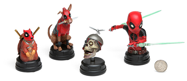 Deadpool Corps Box Set - Geek Decor