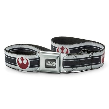 Star Wars Belt, Rebel Alliance -- Geek Decor