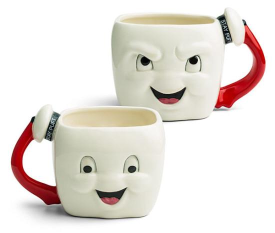 Stay Puft Mug, reversible -- Geek Decor