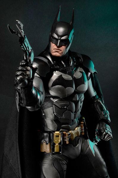 Batman Arkham Knight Closeup - Geek Decor