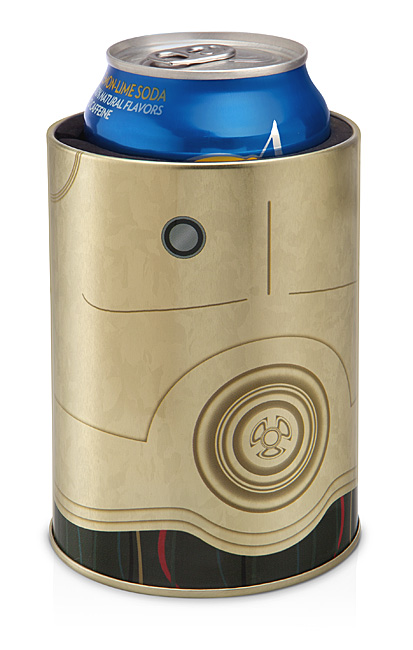 C-3PO Can Cooler - Geek Decor