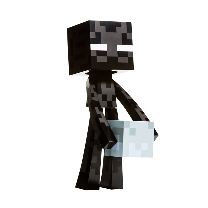 Minecraft Enderman Vinyl Is Blackmailing Us