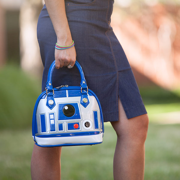 R2-D2 Dome Purse Out And About - Geek Decor