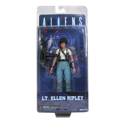Ripley Action Figure - Geek Decor
