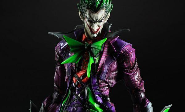 The Joker Figure - Geek Decor