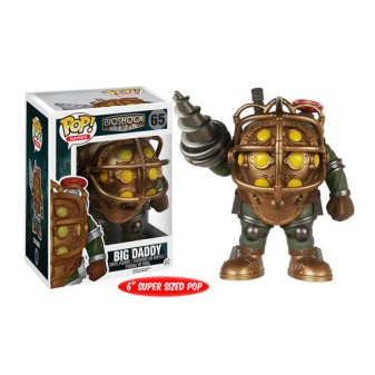 Big Daddy Vinyl Figure - Geek Decor