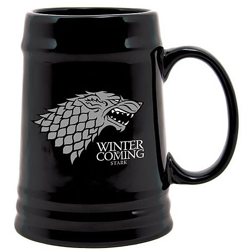 House Stark Sigil Mug -- Geek Decor