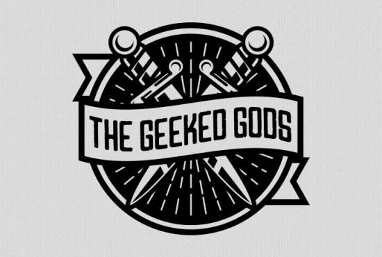 The Geeked Gods - Geek Decor