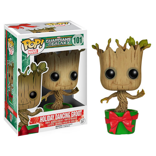 Holiday Groot - Geek Decor