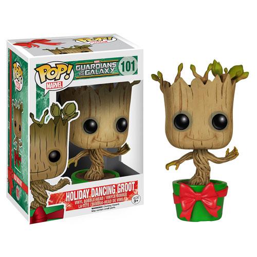 Holiday Groot - Geek Decor
