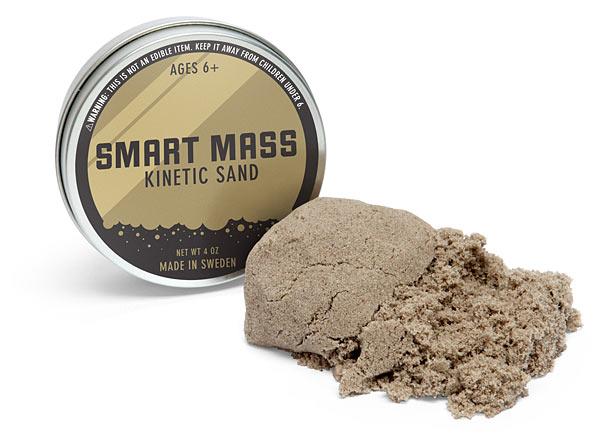 Smart Mass Kinetic Sand - Geek Decor