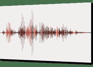 Soundwave Art - Geek Decor