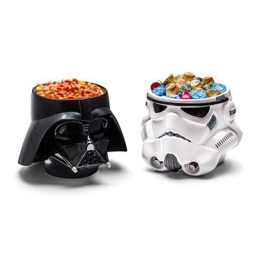 Star Wars Candy Bowls - Geek Decor