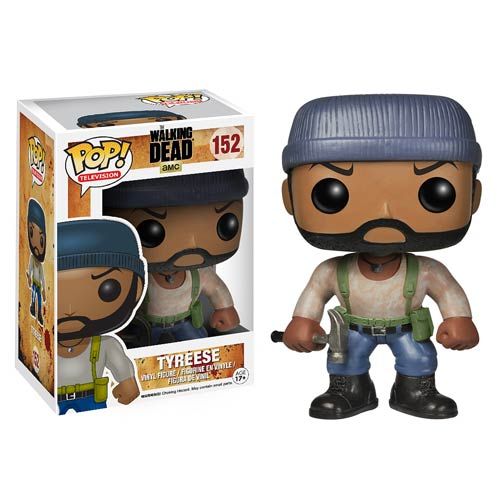 The Walking Dead Tyrese Pop Vinyl - Geek Decor