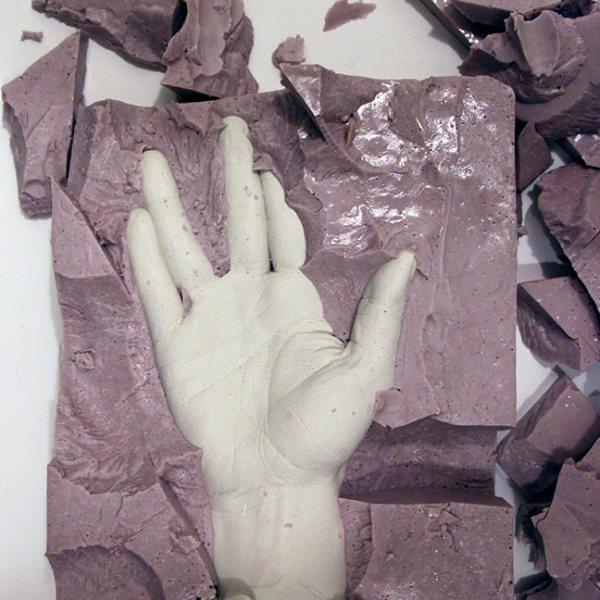 Vulcan Hand Plaster - Geek Decor