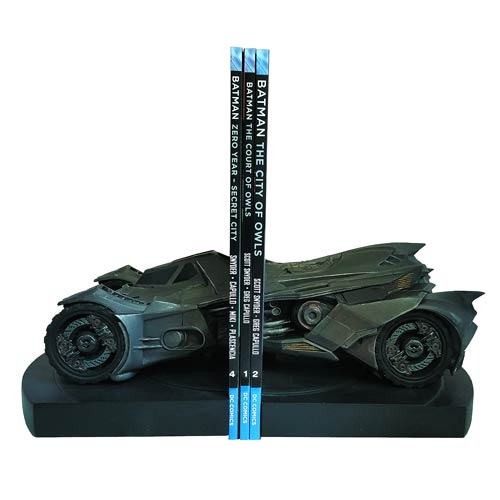 Batmobile Bookend