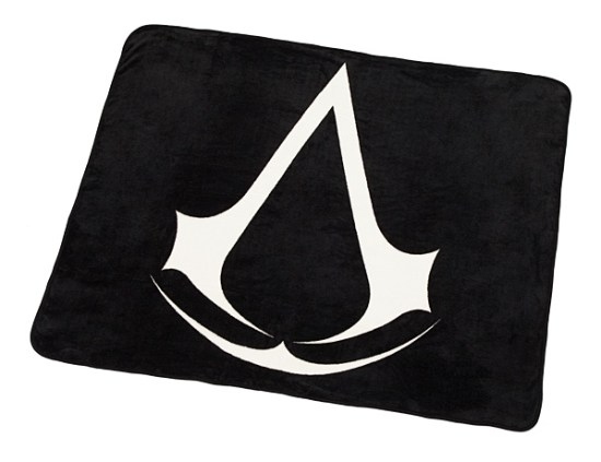Exclusive Assassin's Creed Blanket - Geek Decor