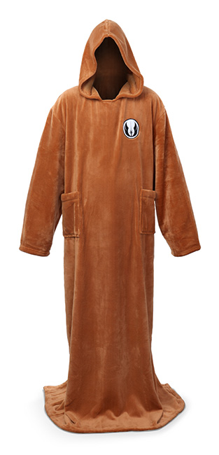 Jedi Robe Blanket - Geek Decor