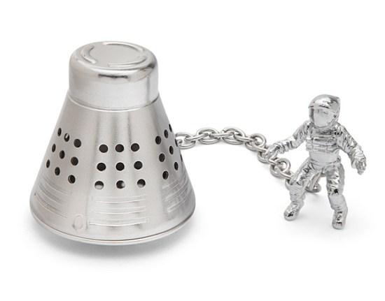 Space Capsule Tea Infuser - Geek Decor