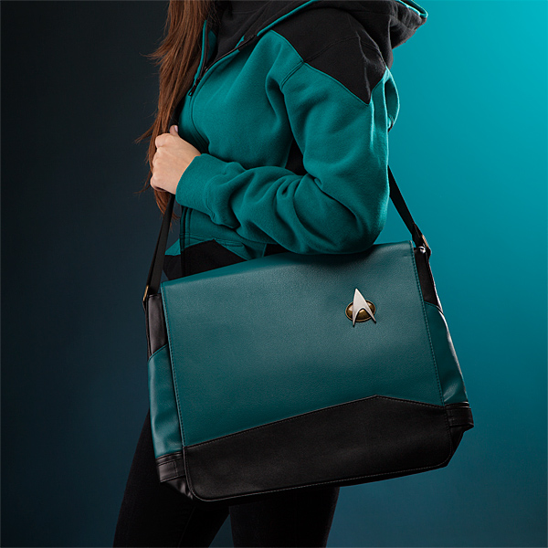Star Trek Messenger Bags - Blue - Geek Decor