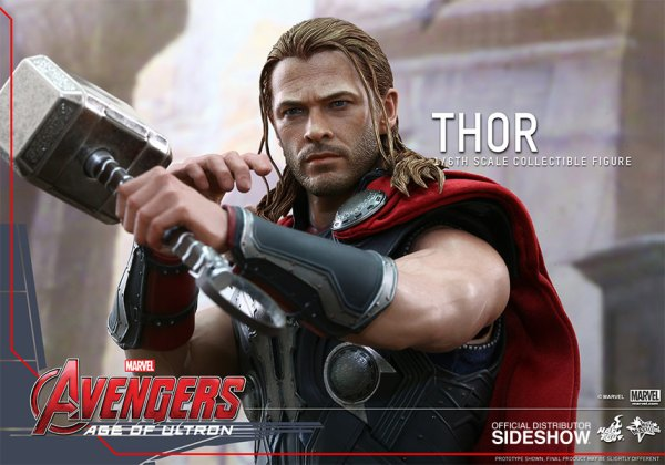 Thor Figure Stance - Geek Decor