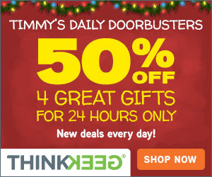 ThinkGeek Sale - Geek Decor