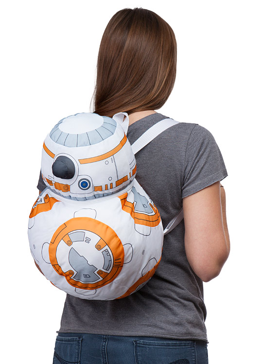 BB8 Backpack Buddy - Geek Decor