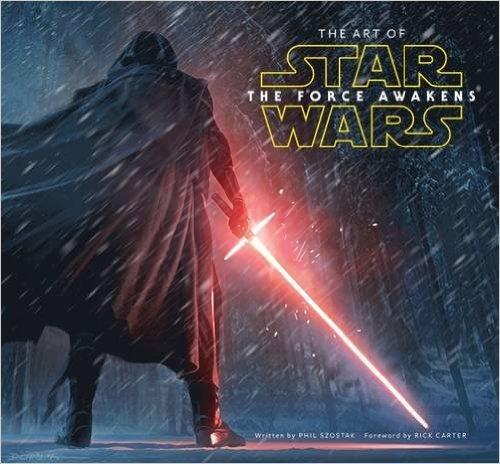 Force Awakens Art Book - Geek Decor