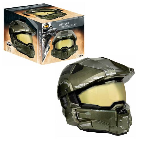Master Chief Helmet - Geek Decor