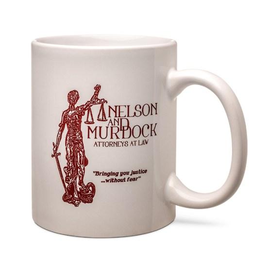 Nelson and Murdock Mug - Geek Decor