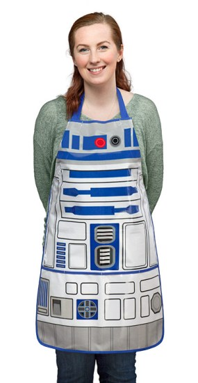 R2-D2 Apron - Geek Decor