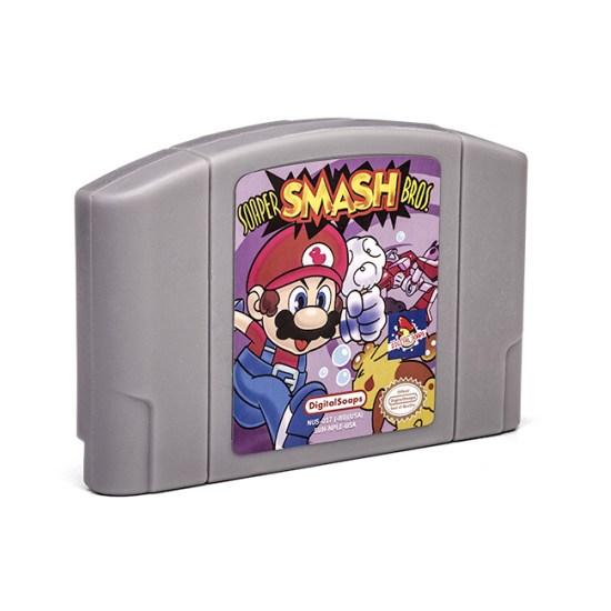 Soaper Smash Bros Soap - Geek Decor