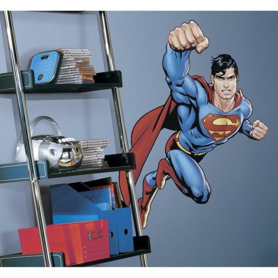 Superman Wall Decal - Geek Decor