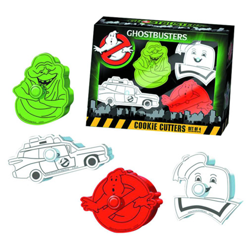 Ghost Busters Cookie Cutters -- Geek Decor