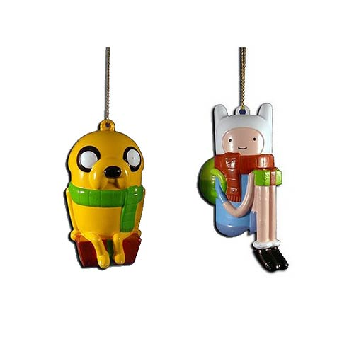 Adventure Time Ornaments - Geek Decor