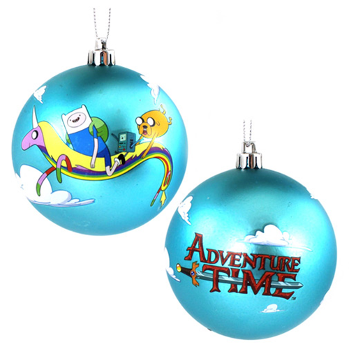 Adventure Time Shatterproof Ornament - Geek Decor