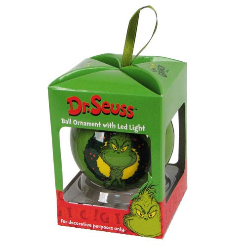 Grinch Ornament - Geek Decor