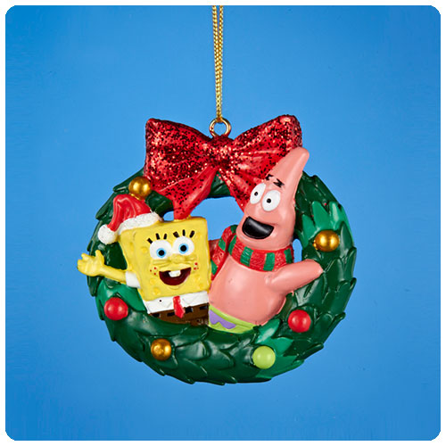 Spongebob Ornament - Geek Decor