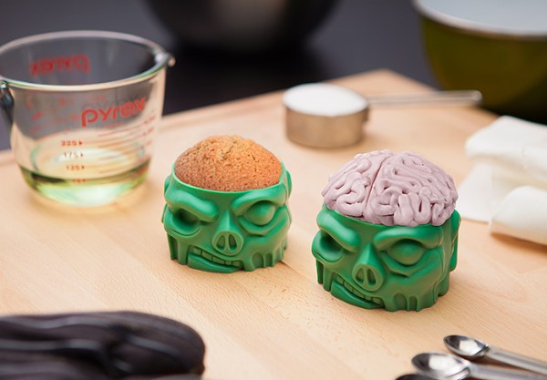 Zombie Baking Cups - Geek Decor