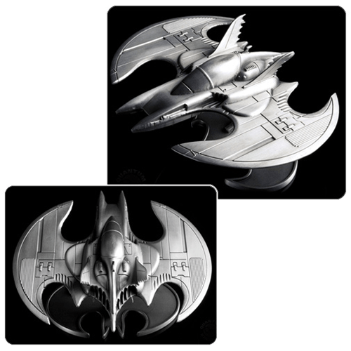 Batwing Vehicle Statue - Geek Decor