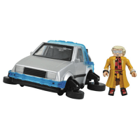 Something For Your Back to the Future Minimates
