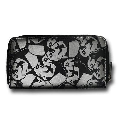 Star Wars Stormtrooper Wallet Back- Geek Decor