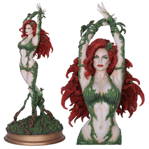 Poison Ivy Statue - Geek Decor