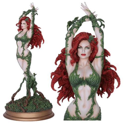 Poison Ivy Statue - Geek Decor