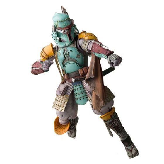 Samurai Boba Fett - Pose - Geek Decor
