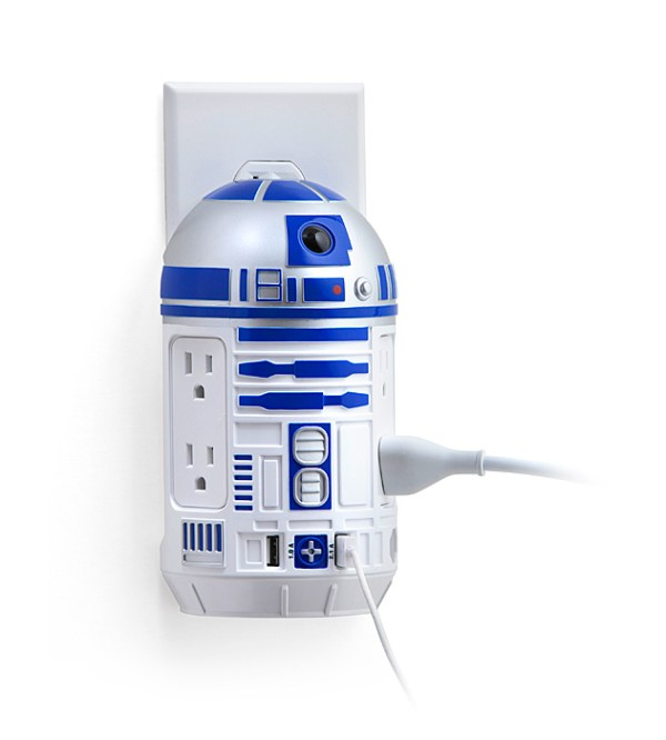 Star Wars R2-D2 Power Station - Geek Decor