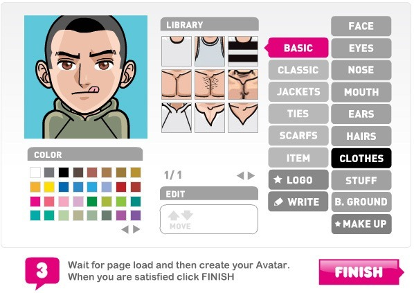 Face Your Manga - Cartoonize yourself 9 Sites to Create Cartoon yourself for Twitter & Facebook Profiles 9 Sites to Create Cartoon yourself for Twitter & Facebook Profiles faceyourmanga