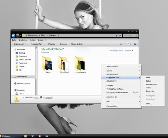 30 Beautiful Windows 7 themes 40+ Free Windows 7 Themes you would like to Download 40+ Free Windows 7 Themes you would like to Download Capriccio 7 debug v2 by Voynich Manuscript thumb