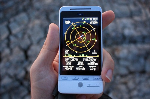 android gps application